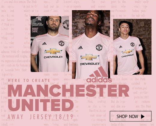 Manchester United Away Jesey 18/19