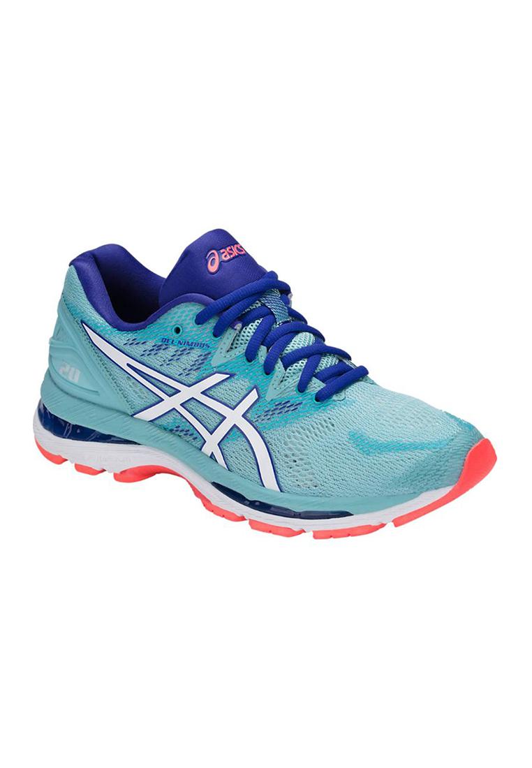 ASICS Gel Nimbus 20 รองเท้าวิ่งผู้หญิง (ฟ้า)